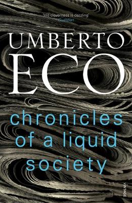 CHRONICLES OF A LIQUID SOCIETY PB