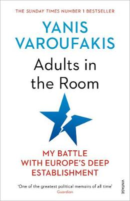 ADULTS IN THE ROOM (PB)