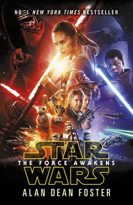 STAR WARS: THE FORCE AWAKENS  PB