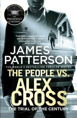 THE PEOPLE vs ALEX CROSS: (Alex Cross 25) PB