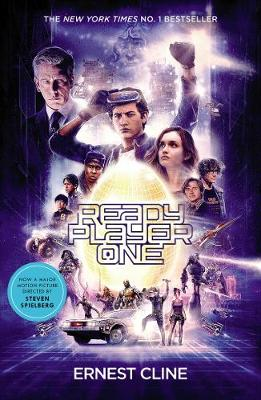 READY PLAYER ONE FILM TIE IN