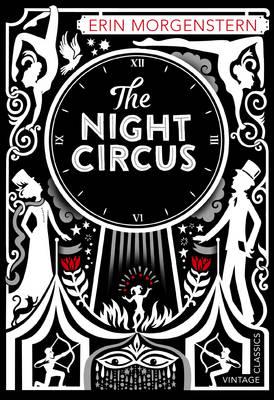 THE NIGHT CIRCUS  PB