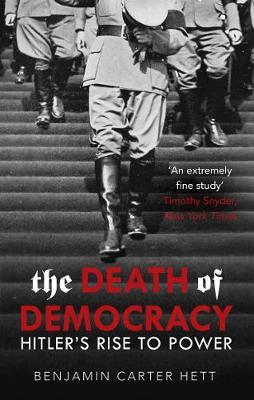 THE DEATH OF DEMOCRACY PB