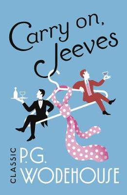 CARRY ON, JEEVES PB