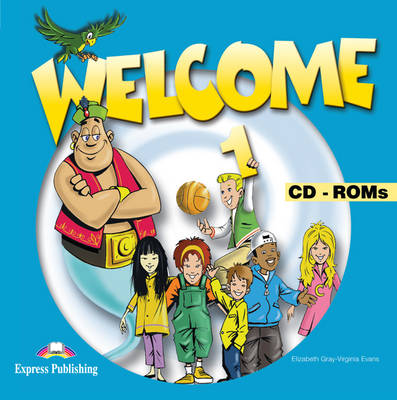 WELCOME 1 CD-ROM (4)