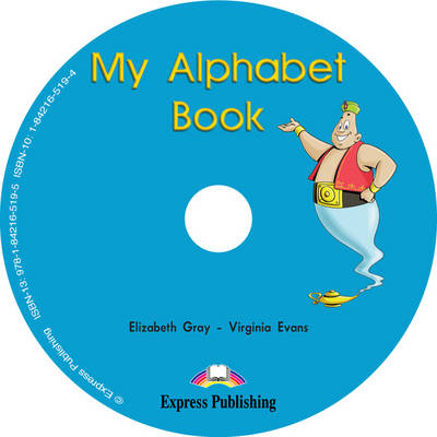 WELCOME 1 CD ALPHABET BOOK (1)