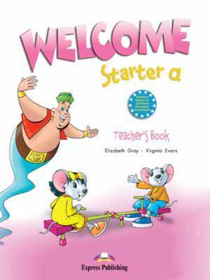 WELCOME STARTER A TCHR S (+ POSTERS)