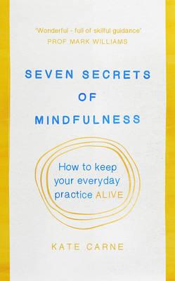 SEVEN SECRETS OF MINDFULNESS PB