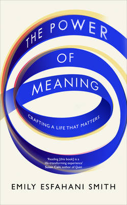 THE POWER OF MEANING  PB