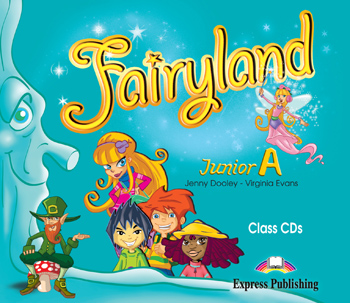 FAIRYLAND JUNIOR A CD CLASS