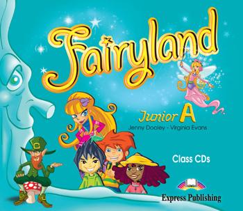 FAIRYLAND JUNIOR A CD CLASS