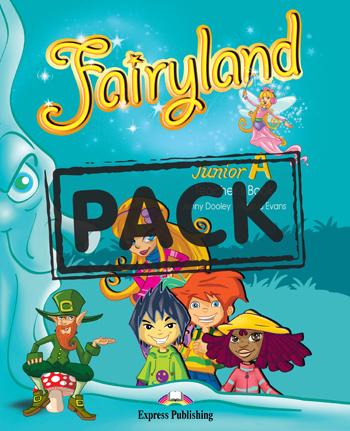 FAIRYLAND JUNIOR A TCHR S (+ POSTERS)