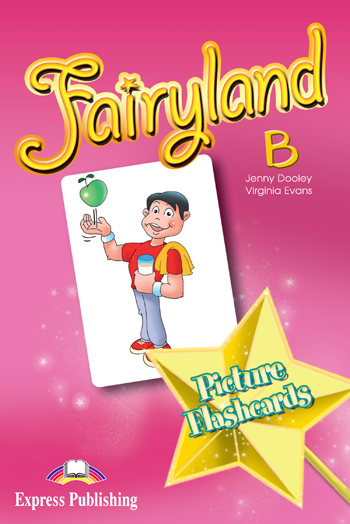 FAIRYLAND JUNIOR B FLASHCARDS
