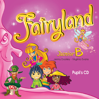 FAIRYLAND JUNIOR B CD
