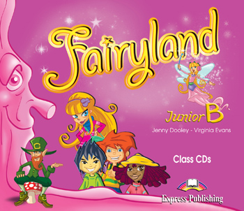 FAIRYLAND JUNIOR B CD CLASS