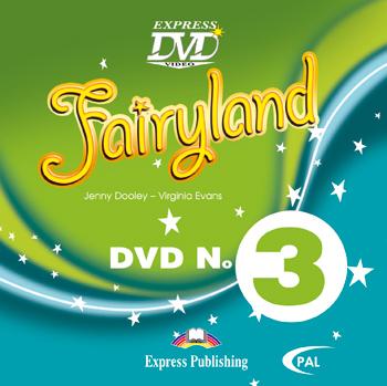 FAIRYLAND 3 DVD