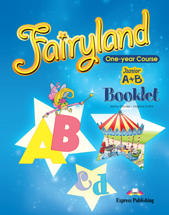 FAIRYLAND JUNIOR A & B BOOKLET