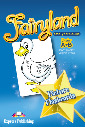 FAIRYLAND JUNIOR A & B FLASHCARDS