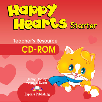 HAPPY HEARTS STARTER TCHR S RESOURCE CD-ROM
