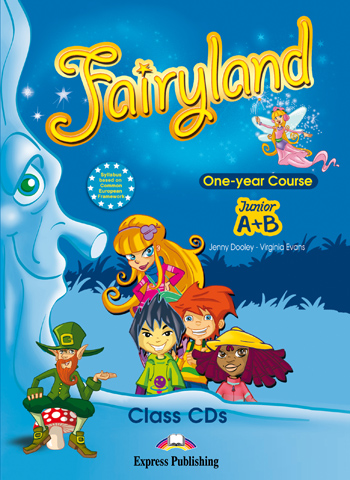 FAIRYLAND JUNIOR A & B CD CLASS