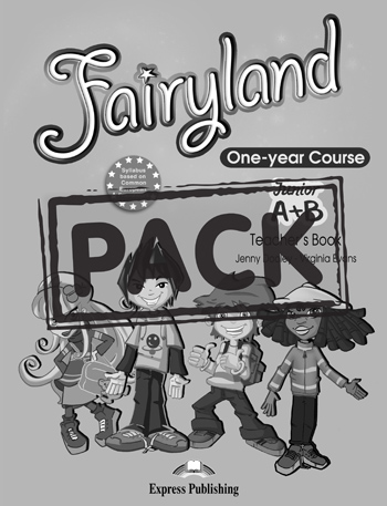 FAIRYLAND JUNIOR A & B TCHR S (+ POSTERS)