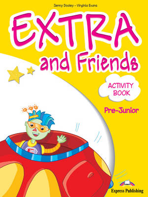 EXTRA & FRIENDS PRE-JUNIOR WB
