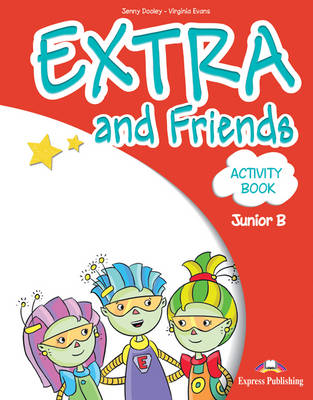 EXTRA & FRIENDS JUNIOR B WB