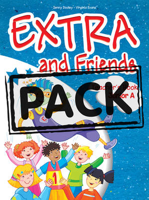 EXTRA & FRIENDS JUNIOR A TCHR S (+ POSTERS)