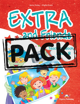 EXTRA & FRIENDS JUNIOR B TCHR S (+ POSTERS)