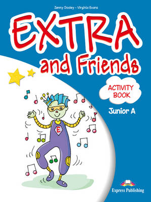 EXTRA & FRIENDS JUNIOR A WB