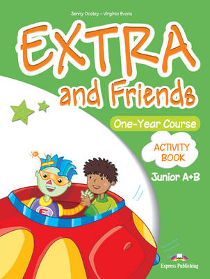 EXTRA & FRIENDS JUNIOR A & B WB