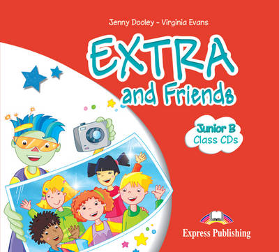 EXTRA & FRIENDS JUNIOR B CD CLASS (3)
