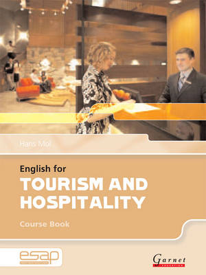 ENGLISH FOR TOURISM AND HOSPITALITY SB (+ CD)