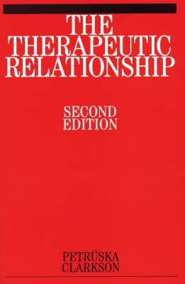 THE THERAPEUTIC RELATIONSHIP 2ND ED PB