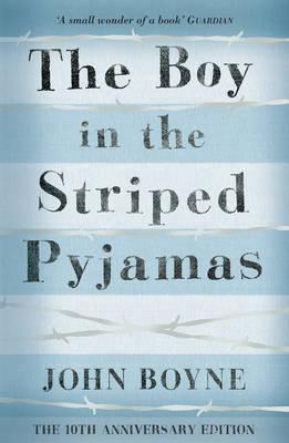 THE BOY IN THE STRIPED PYJAMAS PB