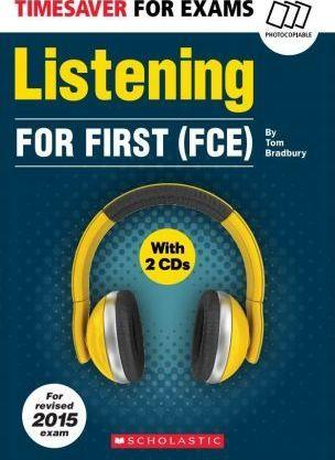 TIMESAVER FOR EXAMS - LISTENING FOR FIRST (FCE)