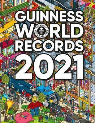 GUINNESS WORLD RECORDS 2021 (Hardcover)