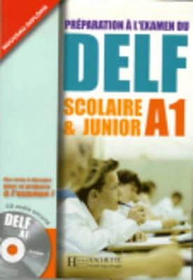 DELF SCOLAIRE  JUNIOR A1 METHODE ( CD  CORRIGES)