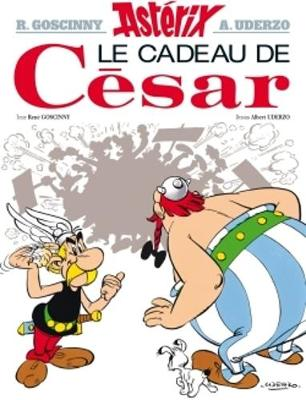 ASTERIX LE CADEAU DE CESAR HC