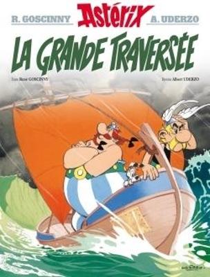 ASTERIX LA GRANDE TRAVERSEE HC