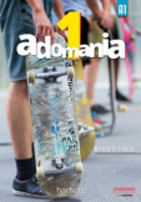 ADOMANIA 1 A1 METHODE (+ CD-ROM)