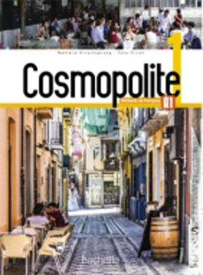 COSMOPOLITE 1 METHODE (+ DVD-ROM) (& PARCOURS DIGITAL)
