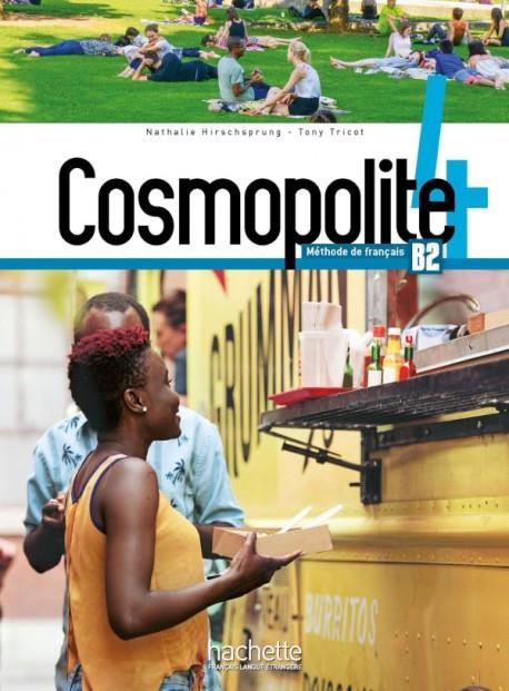 COSMOPOLITE 4 METHODE (+ DVD-ROM)