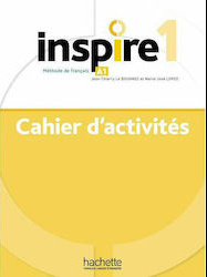INSPIRE 1 CAHIER (  MP3 PACK)