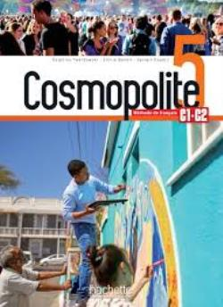 COSMOPOLITE 5 METHODE (+ DVD-ROM)