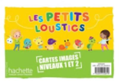 LES PETITS LOUSTICS 1 & 2 FLASH CARDS