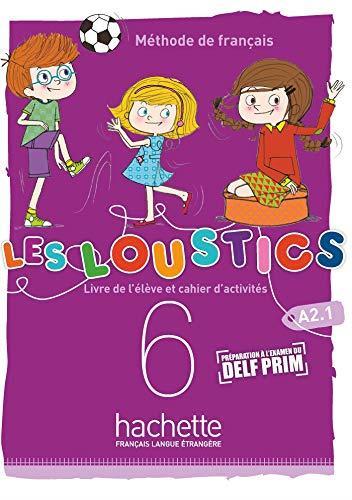 LES LOUSTICS VOLUME 6 A2.1 METHODE & CAHIER (+ AUDIO CD)