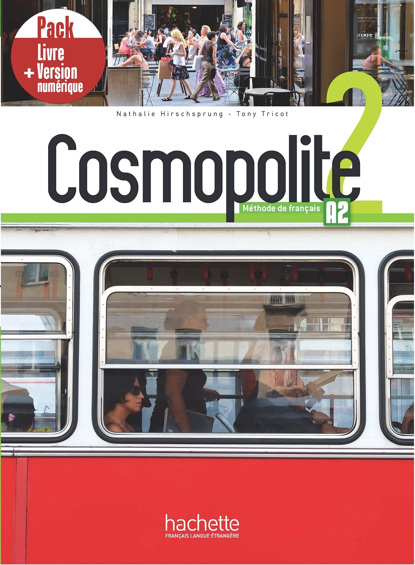 COSMOPOLITE 2 PACK LIVRE  VERSION NUMERIQUE