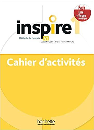 INSPIRE 1 PACK CAHIER  VERSION NUMERIQUE