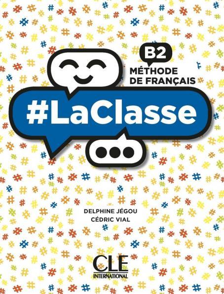 #LA CLASSE B2 METHODE ( DVD-ROM)